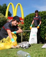 Macca s and The Environment | McDonald s Australia