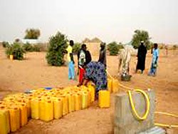 WHO   Environmental health challenges in Mauritania