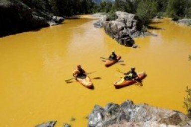 Colorado River Environmental Issues