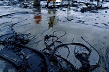 Environmental Issues with oil
